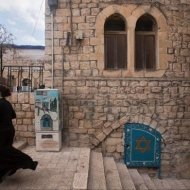 Mystical Safed Women