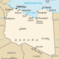 Libyan Cabinet Minister Killed In Sirte